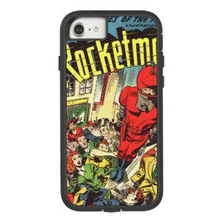 Funda Tough Extreme De Case-Mate Para iPhone 8/7 Tebeos retros - Rocketman