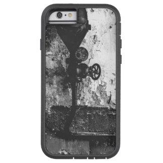 Funda Tough Xtreme iPhone 6 Alto contraste de Urbex 515 blanco y negro