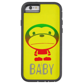 FUNDA TOUGH XTREME iPhone 6  BEBÉ DE RASTA