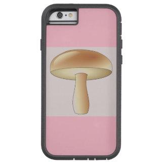 Funda Tough Xtreme iPhone 6 Bloque elegante del color del rosa de la caja del