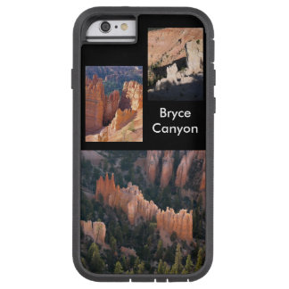 Funda Tough Xtreme iPhone 6 Caja de galería de fotos del barranco de Bryce