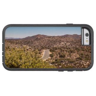 Funda Tough Xtreme iPhone 6 Camino solo del desierto de la yuca