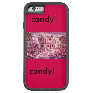 Funda Tough Xtreme iPhone 6 ¡caramelo!