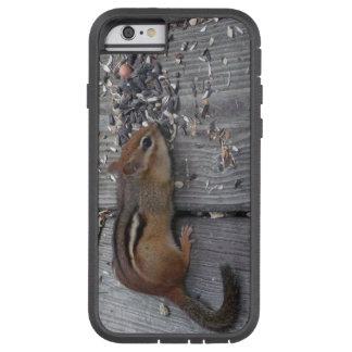 Funda Tough Xtreme iPhone 6 Consumición del Chipmunk