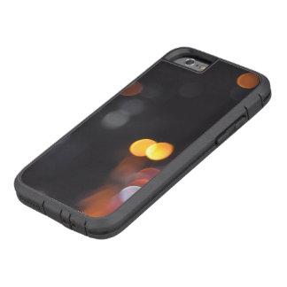 Funda Tough Xtreme iPhone 6 diseño del bokeh del caso del iphone