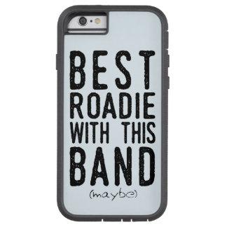 Funda Tough Xtreme iPhone 6 El mejor Roadie (quizá) (negro)