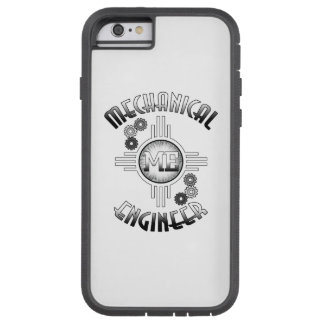 Funda Tough Xtreme iPhone 6 Engranajes del ingeniero industrial