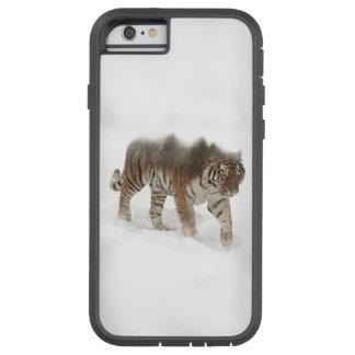 Funda Tough Xtreme iPhone 6 Exposición-fauna tigre-Tigre-doble siberiana