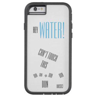Funda Tough Xtreme iPhone 6 ¡Ey agua! [Caja dura del teléfono de Xtreme]