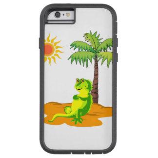 Funda Tough Xtreme iPhone 6 Iguana en el desierto