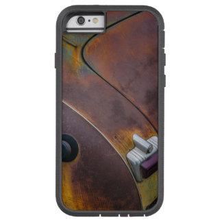 Funda Tough Xtreme iPhone 6 La belleza de la textura de un coche envejecido