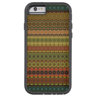 Funda Tough Xtreme iPhone 6 Modelo azteca tribal del vintage