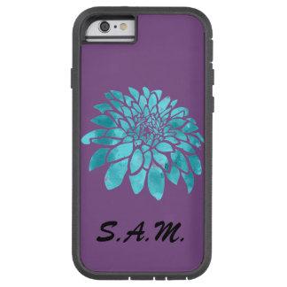 Funda Tough Xtreme iPhone 6 Momia azul en púrpura