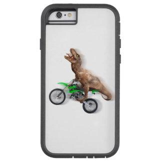 Funda Tough Xtreme iPhone 6 Motocicleta del rex de T - paseo del rex de t -