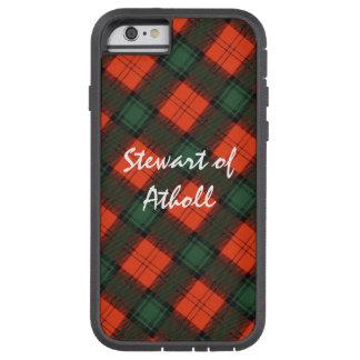 Funda Tough Xtreme iPhone 6 Stewart del tartán escocés de la falda escocesa de