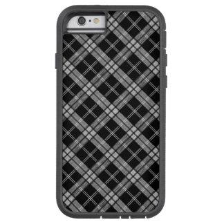 Funda Tough Xtreme iPhone 6 Tartán negro