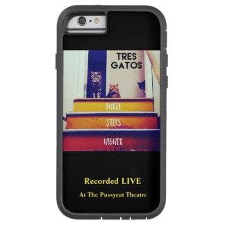 Funda Tough Xtreme iPhone 6 Un caso más alto del iPhone 6S de los pasos de