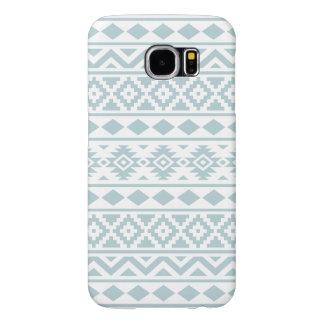Funda Tough Xtreme Para iPhone 6 Azul azteca del huevo del pato de Ptn III de la