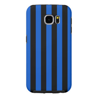 Funda Tough Xtreme Para iPhone 6 Azul y rayas negras, equipo de fútbol inter,