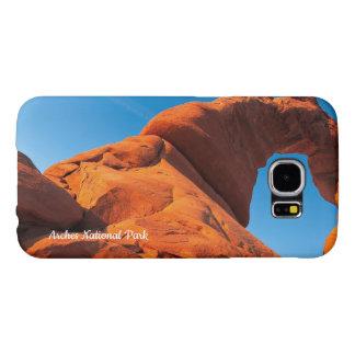 Funda Tough Xtreme Para iPhone 6 Caja del teléfono del parque nacional de los arcos