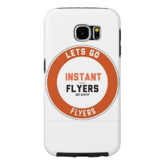 Funda Tough Xtreme Para iPhone 6 Caso duro de Instant_Flyers Samsung s6