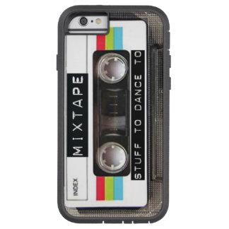 Funda Tough Xtreme Para iPhone 6 ¡Caso extremo duro del iPhone 6/6s de Mixtape!
