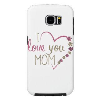 Funda Tough Xtreme Para iPhone 6 Corazón del día de madres de la mamá del amor