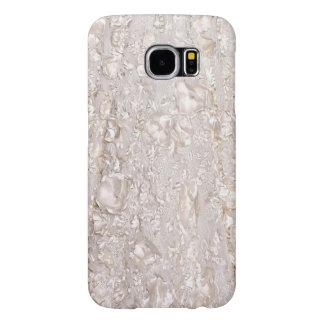 Funda Tough Xtreme Para iPhone 6 De la caja fina blanca de la galaxia de la textura