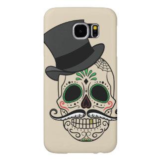 Funda Tough Xtreme Para iPhone 6 Día del personalizar de la caja muerta del cráneo