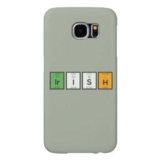 Funda Tough Xtreme Para iPhone 6 Elementos químicos irlandeses Zy4ra