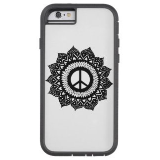 Funda Tough Xtreme Para iPhone 6 Encuentra   Mandala interno peace diseño your