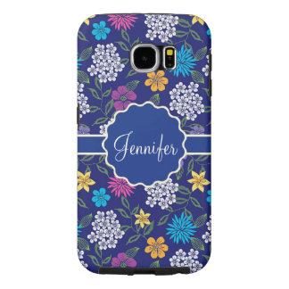 Funda Tough Xtreme Para iPhone 6 Flores salvajes femeninas de la primavera y del