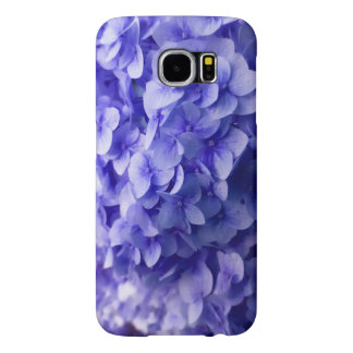 Funda Tough Xtreme Para iPhone 6 Fondo blanco de la flor del Hydrangea