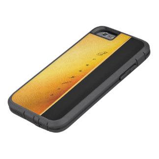 Funda Tough Xtreme Para iPhone 6 Fondo de lujo del vintage