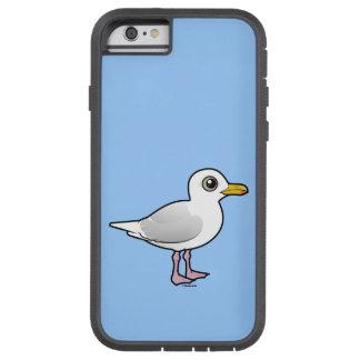 Funda Tough Xtreme Para iPhone 6 Gaviota de Birdorable Islandia