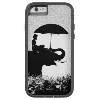 Funda Tough Xtreme Para iPhone 6 iPhone 6/6s Xtreme duro del arte de la lluvia del