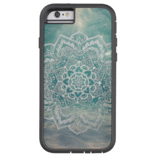 Funda Tough Xtreme Para iPhone 6 Mandala en el cielo iphone case