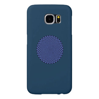 Funda Tough Xtreme Para iPhone 6 Mil pétalos Lotus, azul