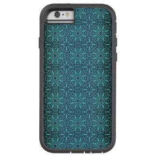 Funda Tough Xtreme Para iPhone 6 Modelo antiguo real de lujo floral
