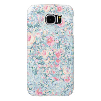 Funda Tough Xtreme Para iPhone 6 Modelo floral de la pintura