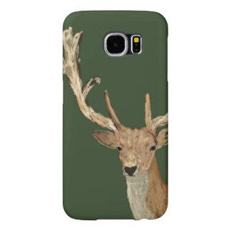 Funda Tough Xtreme Para iPhone 6 Oh ciervos - ciervos de mirada naturales - vida