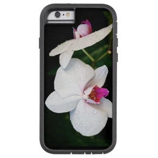 Funda Tough Xtreme Para iPhone 6 Orquídea blanca