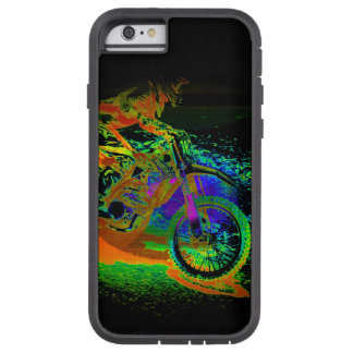 Funda Tough Xtreme Para iPhone 6 ¡Raza al final! - Corredor del motocrós