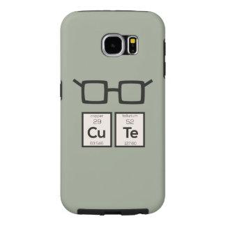 Funda Tough Xtreme Para iPhone 6 Vidrios lindos Zwp34 del empollón del elemento