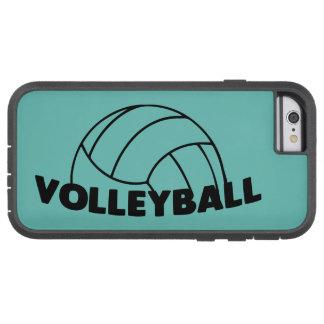 Funda Tough Xtreme Para iPhone 6 Voleibol