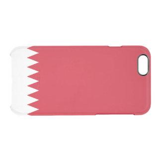 Funda Transparente Para iPhone 6/6s Bandera del caso claro del iPhone de Bahrein