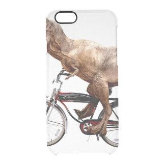 Funda Transparente Para iPhone 6/6s Bici del montar a caballo de Trex