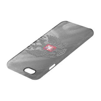 Funda Transparente Para iPhone 6/6s Brazos rusos de la capa