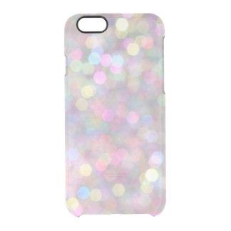 Funda Transparente Para iPhone 6/6s Caja colorida del iPhone 6/6s de las luces