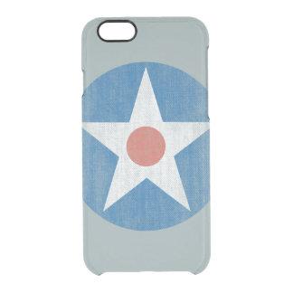 Funda Transparente Para iPhone 6/6s Caso del iPhone del claro del logotipo de la